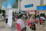 Bandara Sultan Hasanuddin Makassar layani 9.290 penumpang saat PSBB