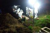 Seorang pasien dalam pengawasan COVID-19 asal Pasaman Barat meninggal dunia di RSUP M Djamil Padang