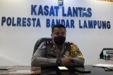 Satlantas Polresta Bandarlampung sekat 10 titik jelang malam takbiran