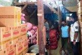 Satgas Pangan Polres Biak pantau distribusi stok sembako