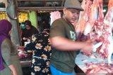 Jelang Idul Fitri, harga daging sapi di Palangka Raya melonjak