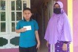 PW Salimah Sumbar bagikan paket Ramadhan untuk anak yatim