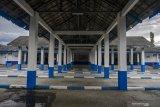 Terminal angkutan darat di Palu masih lengang pada H+1 Lebaran