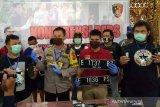 Komplotan pengganjal mesin ATM di Semarang diringkus