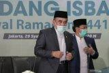 Sidang Isbat : Idul Fitri 1441 Hijriah jatuh pada Minggu