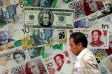 Yuan melemah 185 basis poin terhadap dolar AS