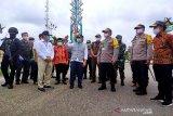 Gubernur minta petugas lebih tegas jaga perbatasan Kalteng