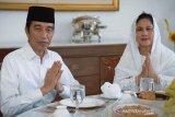 Tidak mudik, Jokowi rayakan Idul Fitri di Bogor