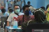 Update 23 Mei: Sumsel tutup Ramadhan positif COVID-19 terus memuncak hingga 725 kasus, terbanyak dari Palembang