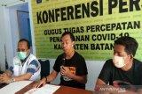 Pedagang tiga pasar Batang disipakan jalani tes cepat COVID-19