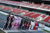 Para pebalap F1 dukung penuh rencana balapan tanpa penonton