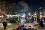 Kota Tua Jakarta mendadak ramai di malam takbiran