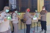 SKK Migas - Ophir serahkan bantuan  APD untuk RS Bhayangkara