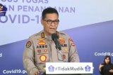 Polri tegaskan Idul Fitri di Indonesia berlangsung kondusif