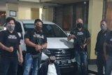 Timsus Maleo Polda Sulut  tangkap residivis pelaku penggelapan mobil