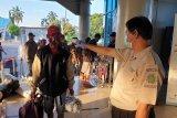 Sebanyak 2.447 orang mudik melalui Pelabuhan Bakauheni hingga Sabtu pagi
