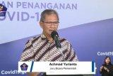 Yurianto: Pasien sembuh meningkat 192 orang menjadi 5.249
