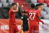 Bayern  Muenchen  torehkan rekor baru dengan cetak 80 gol dalam 27 pertandingan