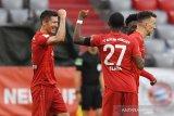 Bayern menorehkan rekor baru dengan cetak 80 gol dalam 27 pertandingan