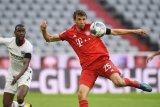 Bayern mantap di puncak setelah lumat Frankfurt 5-2