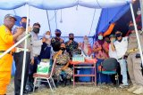 Kisah petugas Posko Perbatasan COVID-19 Kota Padang  yang tetap berjaga saat Lebaran