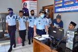 Narapidana di Sulawesi Barat rayakan Lebaran melalui panggilan video