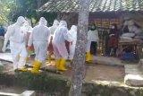 Seorang pasien positif COVID-19 di Lampung meninggal dunia