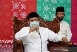 Kepala daerah di Provinsi Riau silaturahmi secara virtual