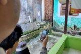 Warga Bandarlampung bersilaturahim gunakan video call