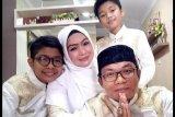 Shalat Id di rumah, remaja 14 tahun pun jadi imam