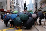 Hong Kong menyatakan