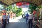 Kediri bangun kampung tangguh untuk cegah penyebaran COVID-19