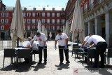 Real Madrid dan Atletico Madrid bantu masyarakat terdampak COVID-19