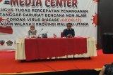 Positif COVID-19 Maluku Utara bertambah tujuh orang menjadi 107