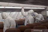 Garuda siapkan rapid test COVID-19 untuk penumpang
