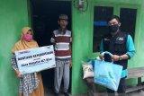 Membantu Kakek Basri di Kampar bersama ACT
