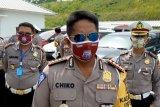 PJR Ditlantas Polda Lampung amankan puluhan travel gelap