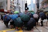 Hong Kong benarkan terjadi kasus transmisi lokal pertama COVID-19