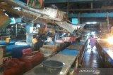 Hari kedua lebaran pusat perbelanjaan di Palu sepi