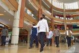 Presiden Jokowi pantau kesiapan daerah terapkan tatanan kenormalan baru