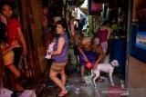 Manila kembali bergeliat meski dalam ancaman virus Corona