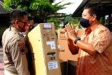 Disiplin masuk kantor, personel Satpol Kota Magelang diberi hadiah