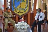 Gubernur terima kunjungan Kepala BPKP Sulteng