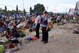 Gugus tugas Jayapura: Masuk pasar wajib gunakan masker