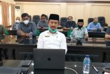 Kakanwil Kemenag Sulsel ikuti halal bihalal virtual