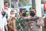 Pelibatan TNI sambut normal baru tidak perlu dipersoalkan