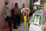 Polda Papua: Kematian JD terjatuh  menghindari penyemprotan tim COVID-19