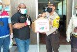 Pertamina RU VII Kasim bantu APD untuk dua Polres di Sorong