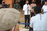 Presiden minta TNI dan Polri ada di setiap keramaian untuk disiplinkan masyarakat