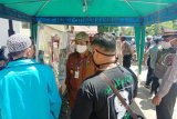 Bupati dan Kapolres Bartim cek pengawasan warga masuk Kalteng